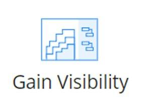 gain visibility